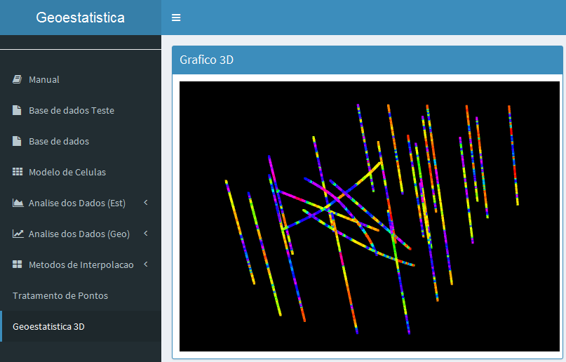 Geoestatística 3D